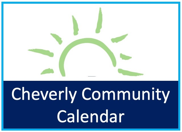 Link to the Cheverly Community Calendar